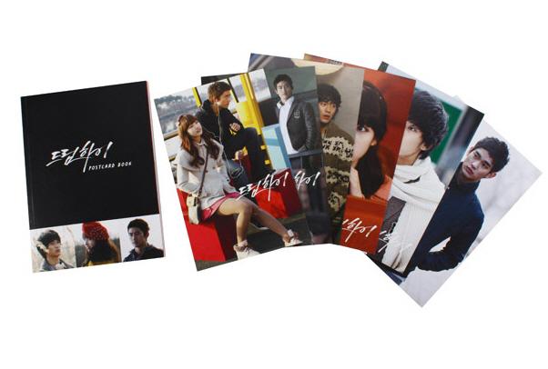 Dream High Postcard book 1