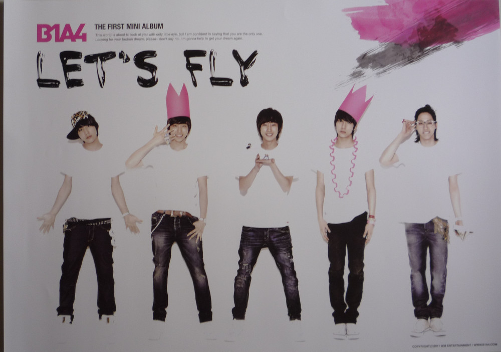 B1A4- Let's Fly