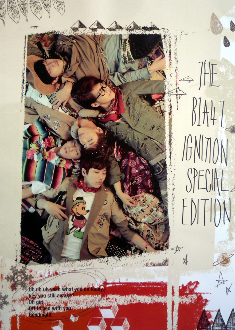 B1A4- Ignition Special Ed