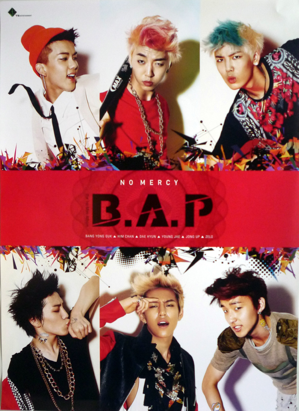 bap no mercy album - photo #14