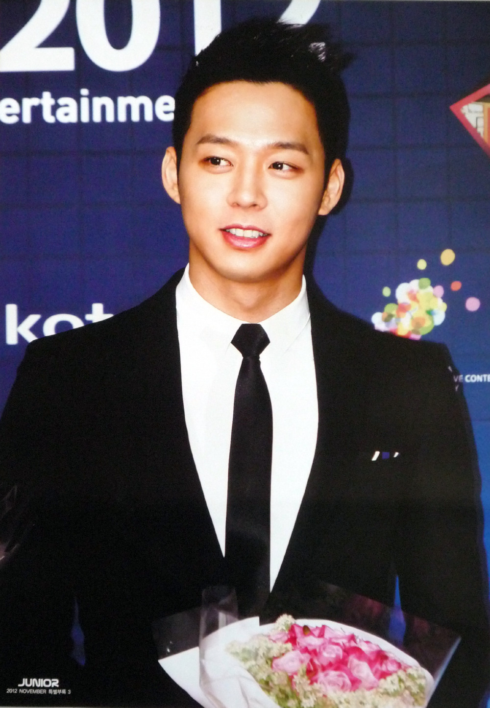 Junior Nov 12,1b,Park Yoochun