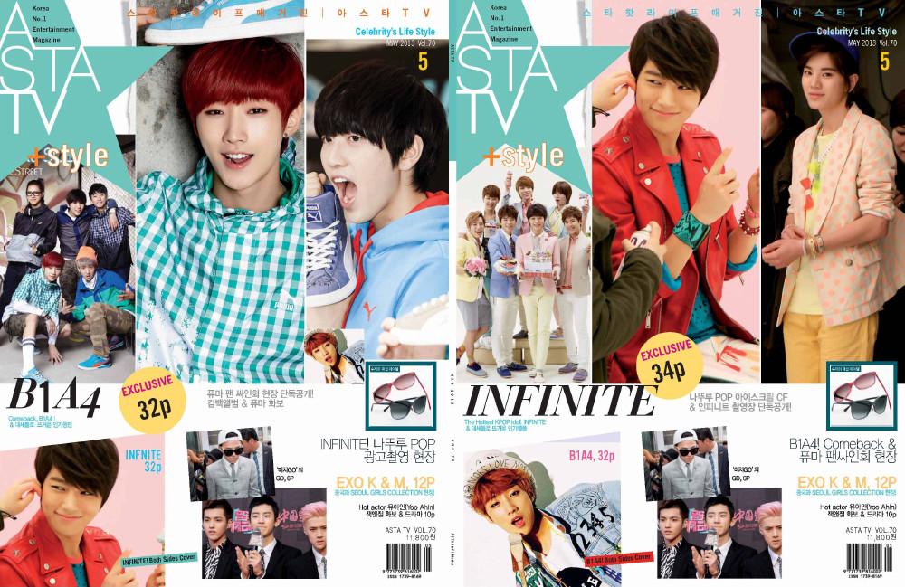 Asta TV, May 13