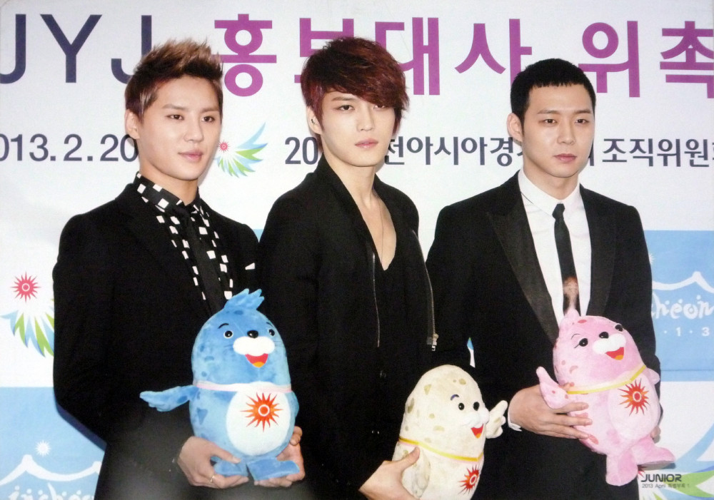 Junior Apr 13,2a,JYJ r