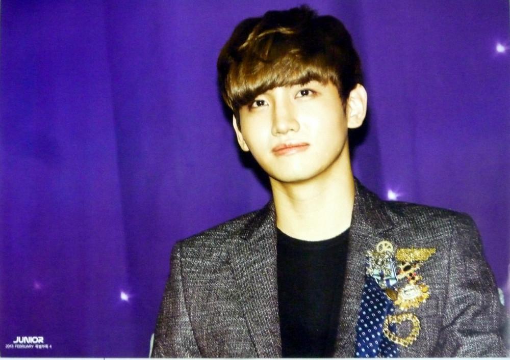 Junior Feb 13,2b,Changmin,