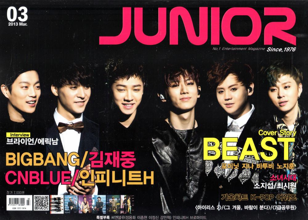 Junior Mar 13