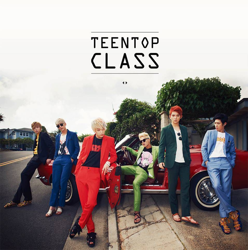 Teen Top- Teen Top Class
