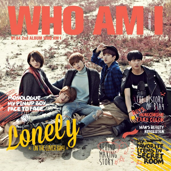 B1A4- Who Am I