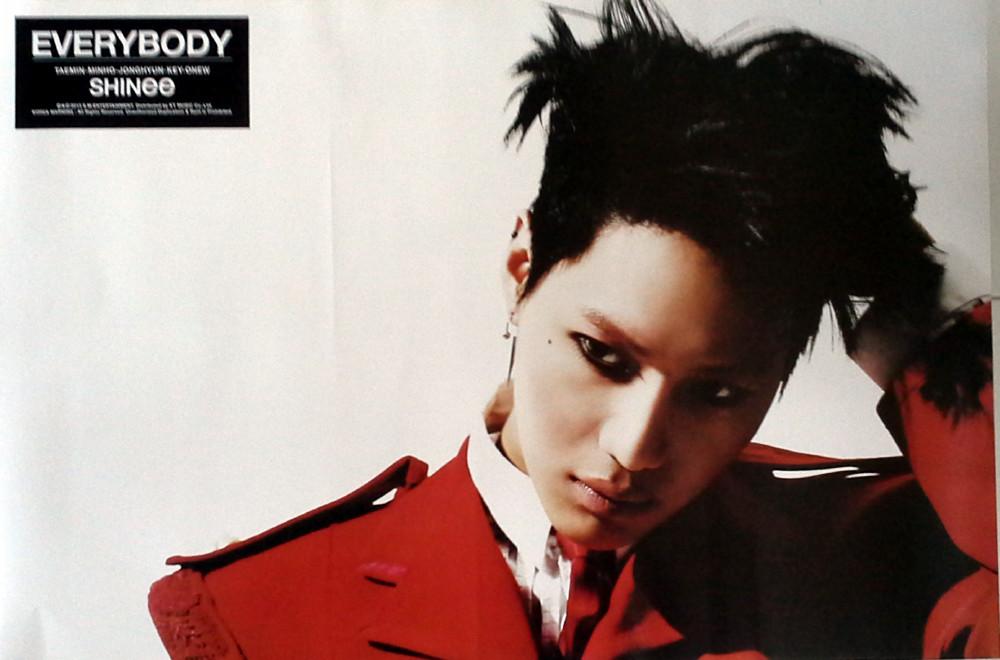 SHINee- Everybody (Taemin)