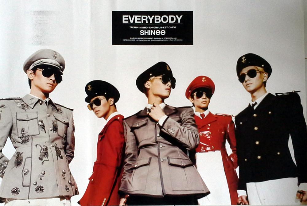 SHINee- Everybody