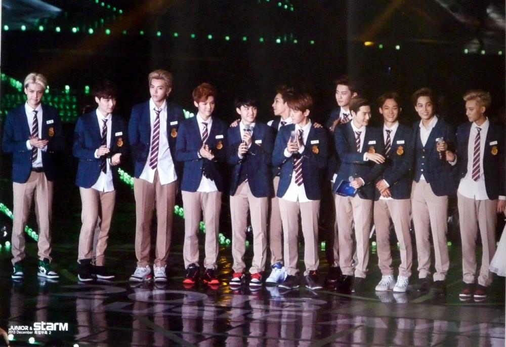 StarM Dec 13, 1b, EXO