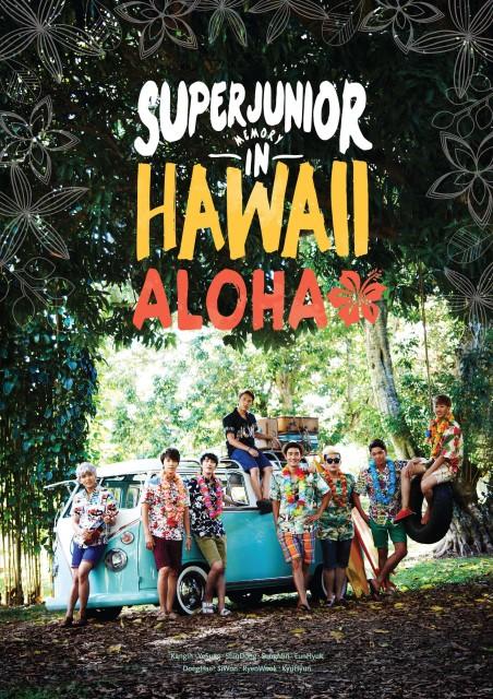 Super Junior- Aloha