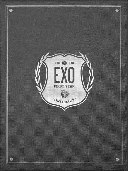 EXO- EXO 1st Box