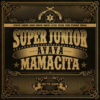 Super Junior- Mamacita Version A