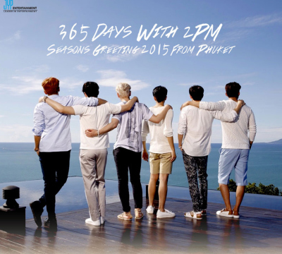 2PM- 365 Days with 2PM