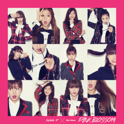 APink- Pink Blossom