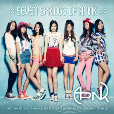 APink- Seven Springs of APink