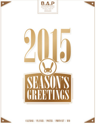 B.A.P.- 2015 Season's Greetings