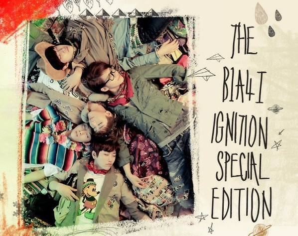 B1A4- Ignition (Special Edition)