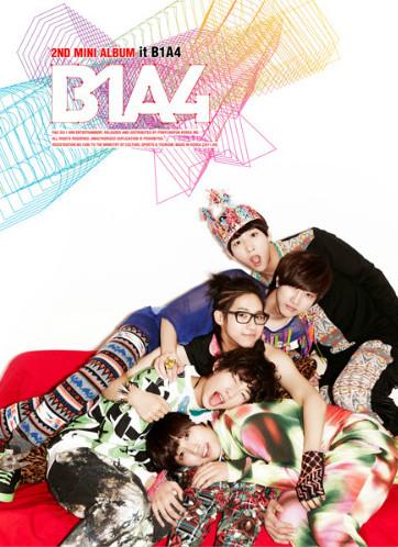 B1A4 -It's B1A4 amended