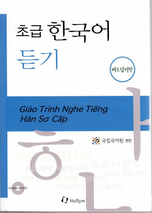 Listening Korean for Beginners (Viet)