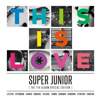 Super Junior- This is Love 1
