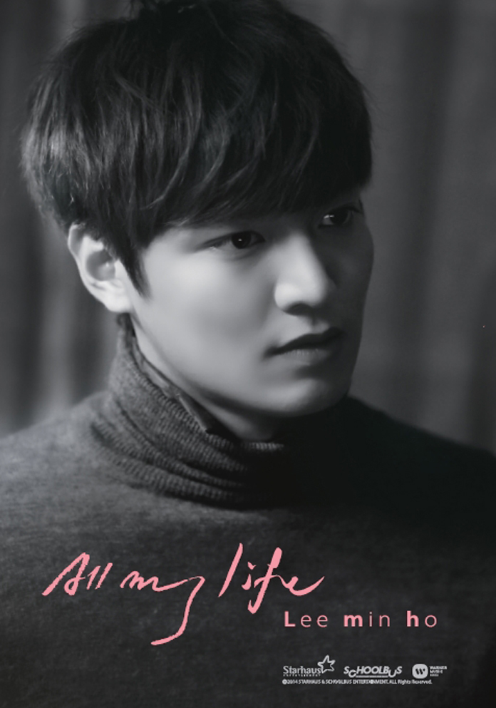 Lee Min Ho-All My Life