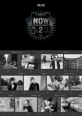 BTS- Now 2 (Europe & America)