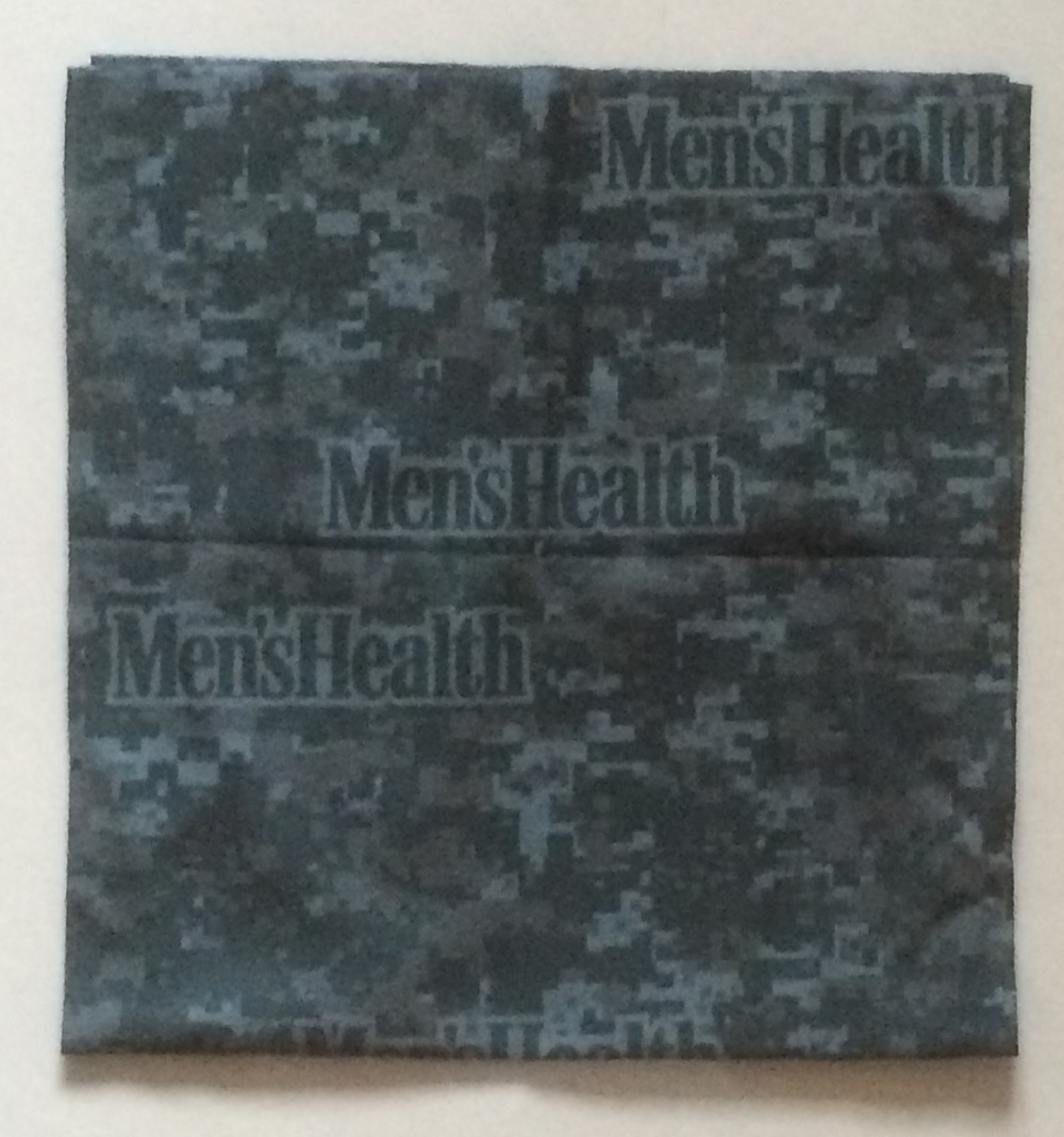 Men's Health Mar 15, head scarf