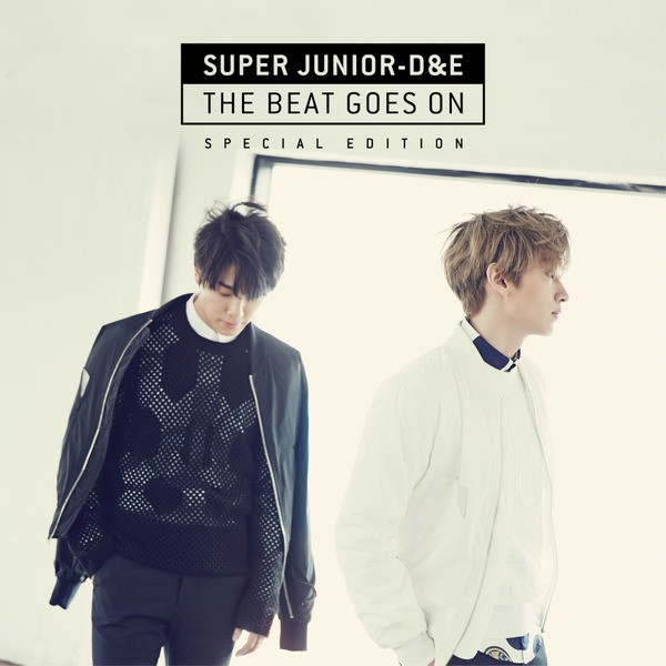 Super Junior D&E- The Beat Goes On (Special Edition)