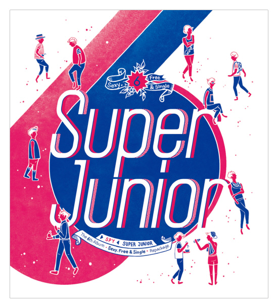 Super Junior- Spy