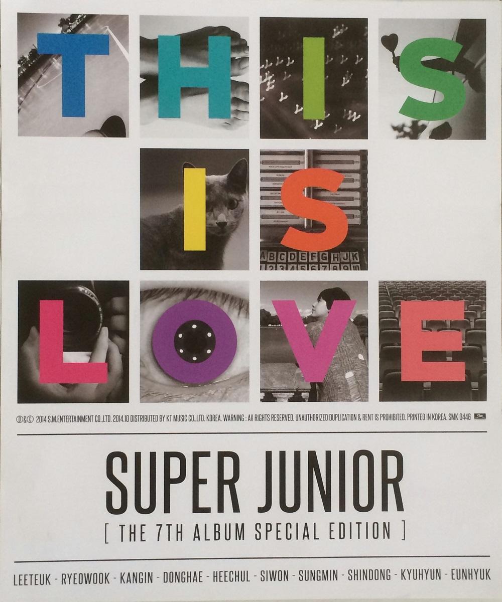 Super Junior- This Is Love