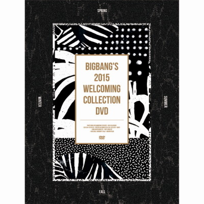 Big Bang-2015 Welcoming Collection DVD