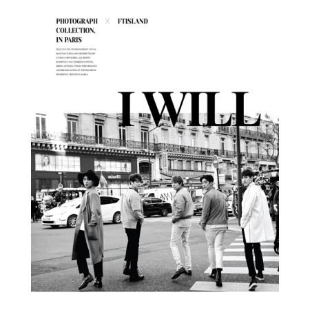 Ft Island- I Will (Special Edition)