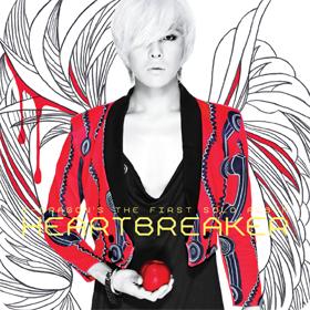 G Dragon- Heartbreaker (Repackaged)