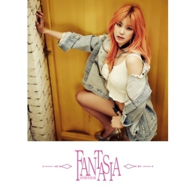 Jun Hyo Seong- Fantasia (Special Edition)