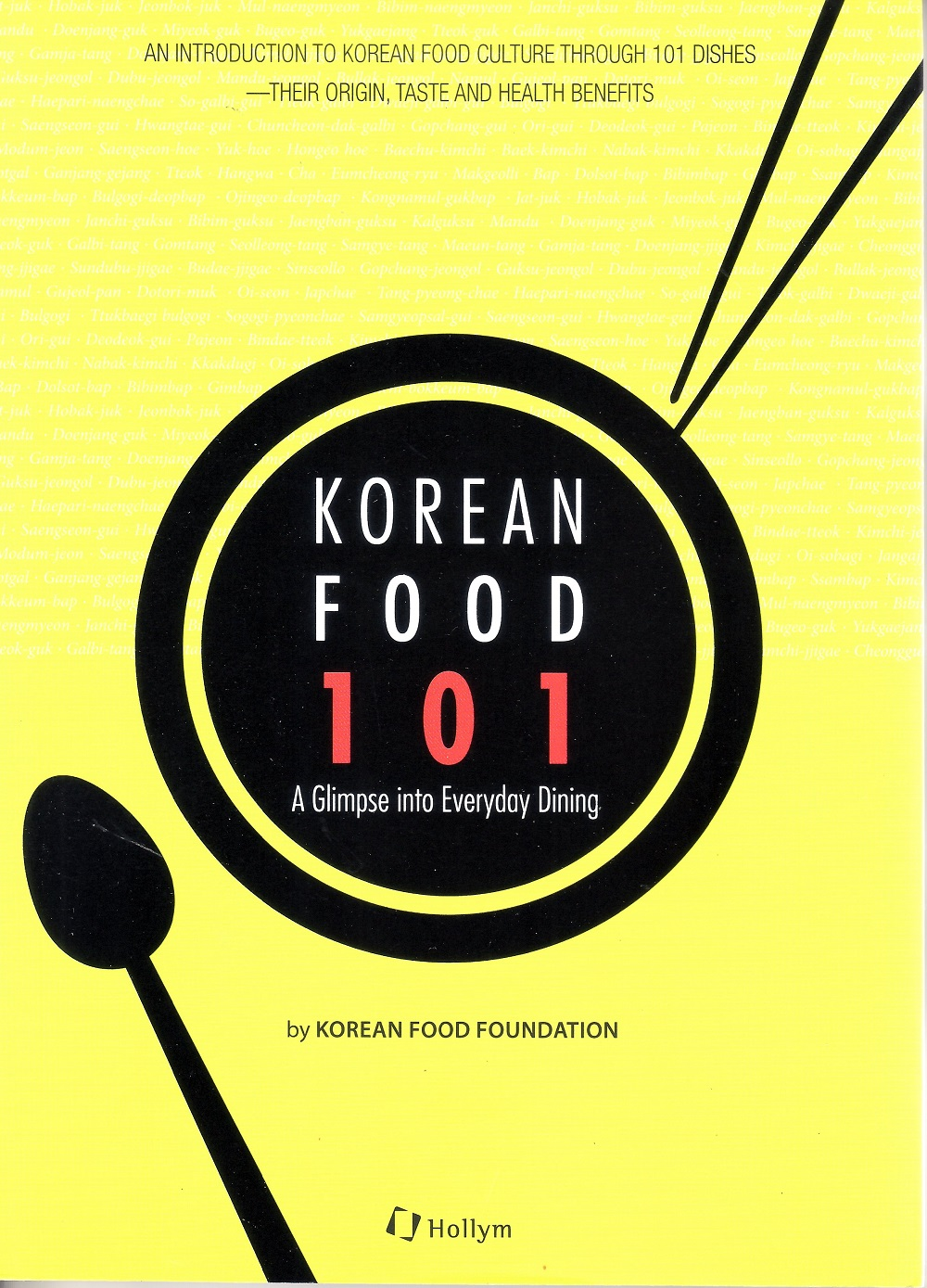 Korean Food 101