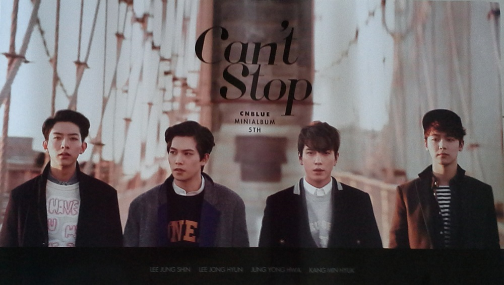 CN Blue- Can't Stop