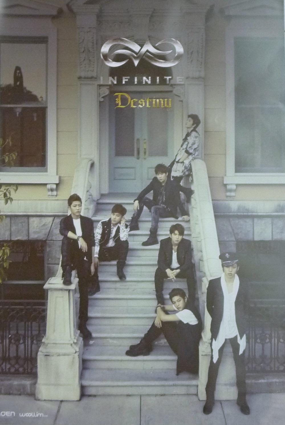 Infinite- Destiny (Stairs)