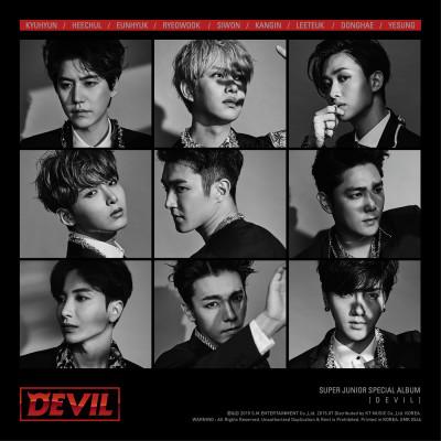 Super Junior- Devil