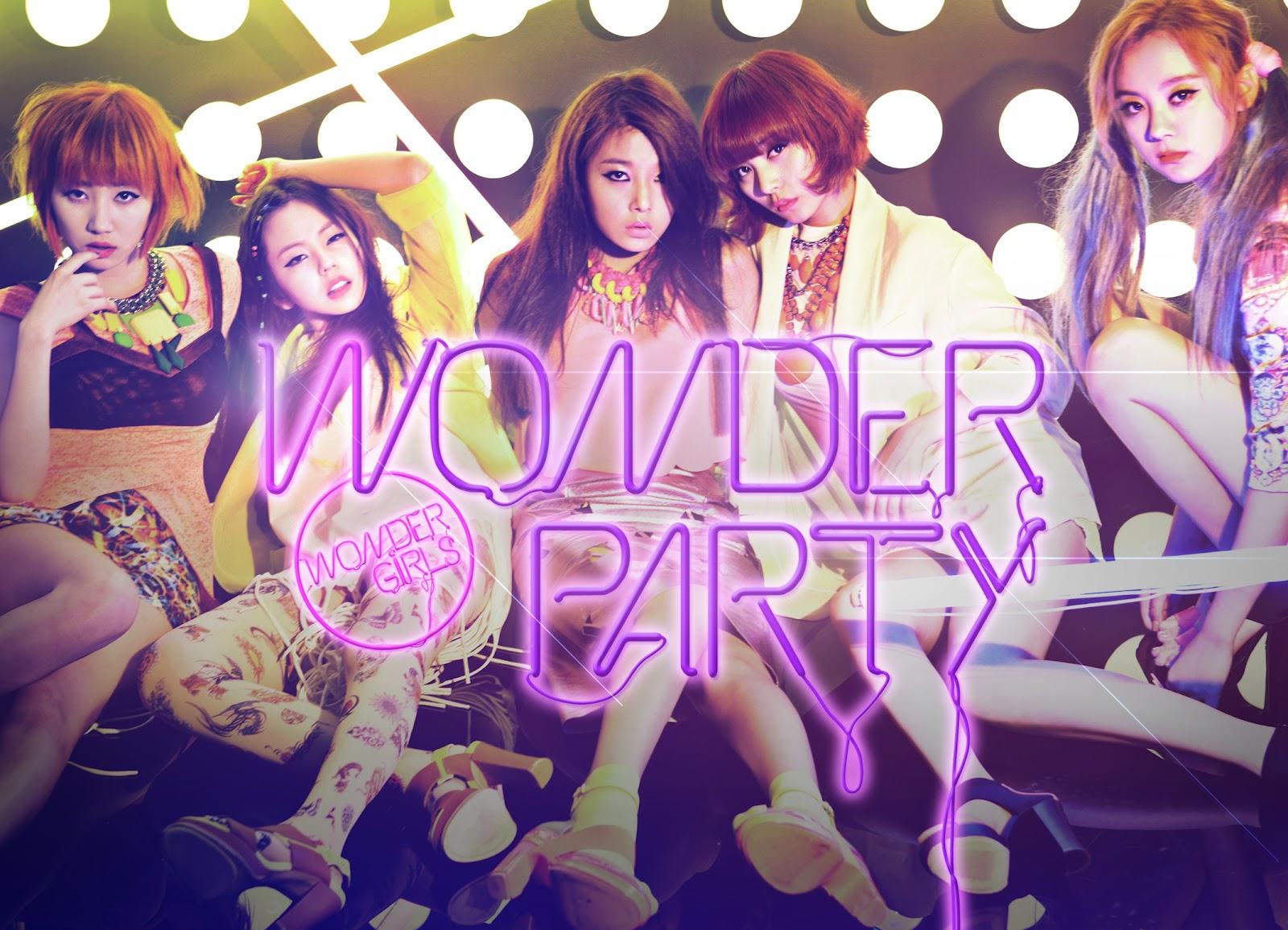 Wonder Girls-Wonder Party