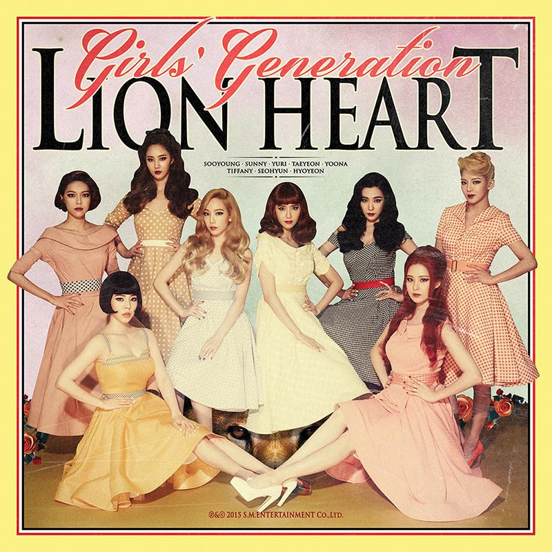Girls Generation- Lion-Heart