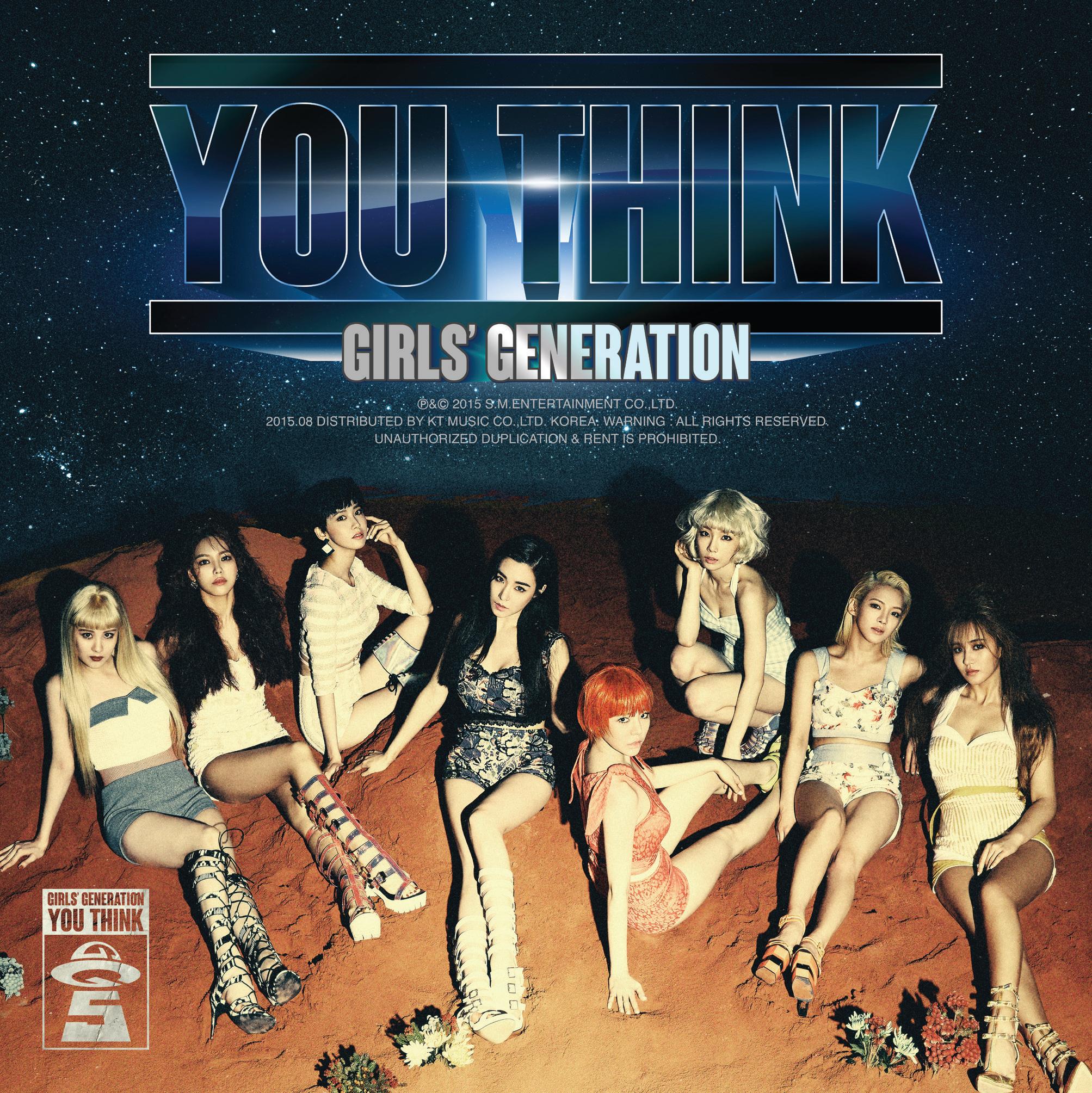 Girls Generation- You Think