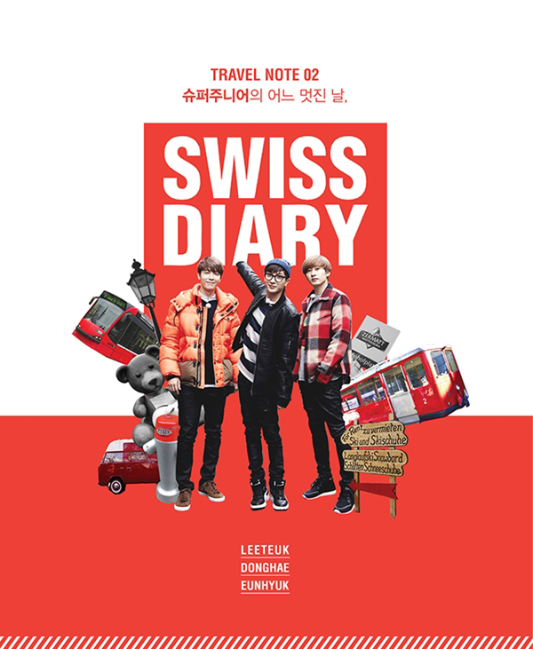 Super Junior- Swiss Diary