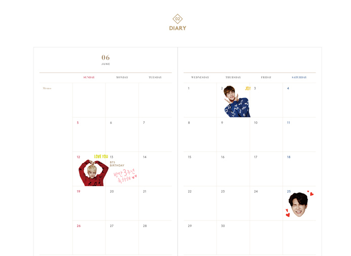 BTS- 2016 Season's Greetings (preview1)