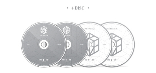 Jung Yong Hwa- 1st Concert One Fine Day DVD (Ltd Ed) 2