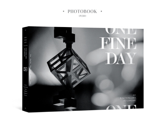 Jung Yong Hwa- 1st Concert One Fine Day DVD (Ltd Ed) 3