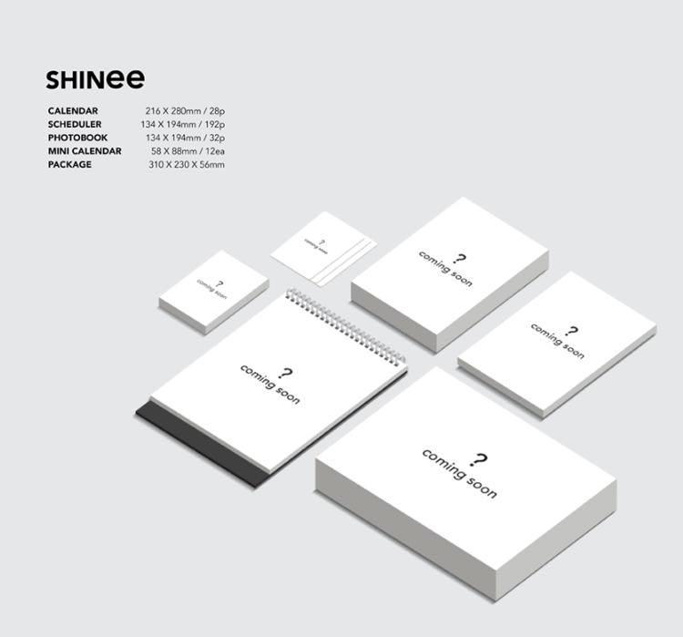 SHINee- 2016 Season's Greetings