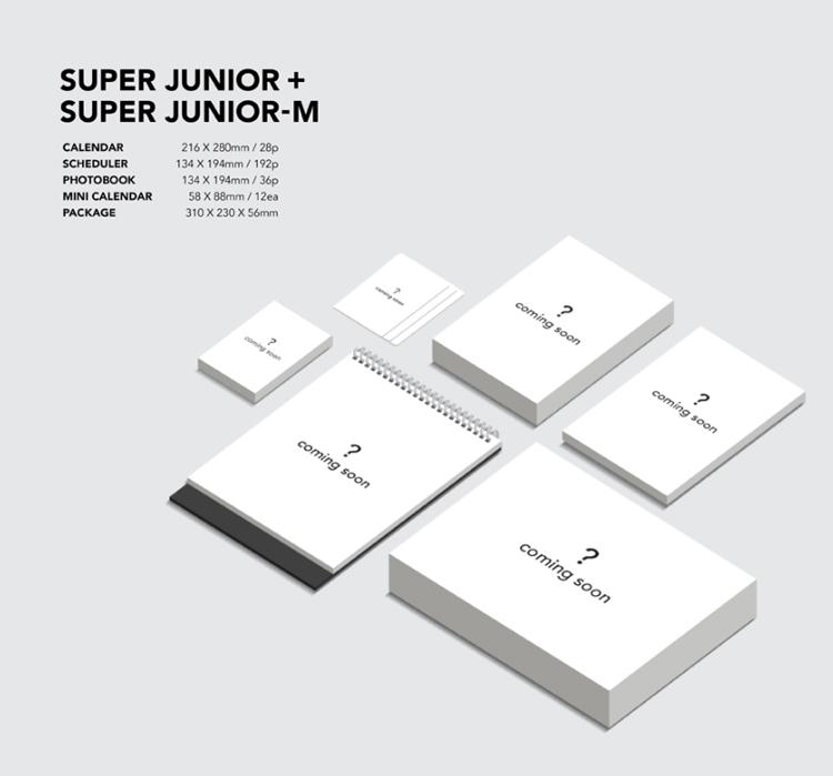 Super Junior + Super Junior M- 2016 Season's Greetings