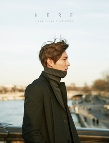 Lee Min Ho- Here 1