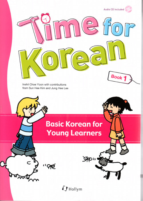 Time for Korean Bk 1